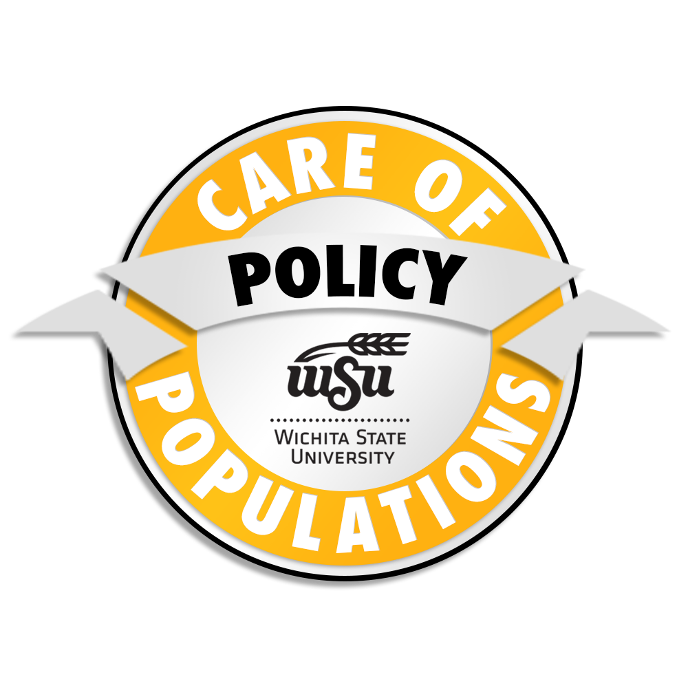 Care of Populations: Policy Badge
